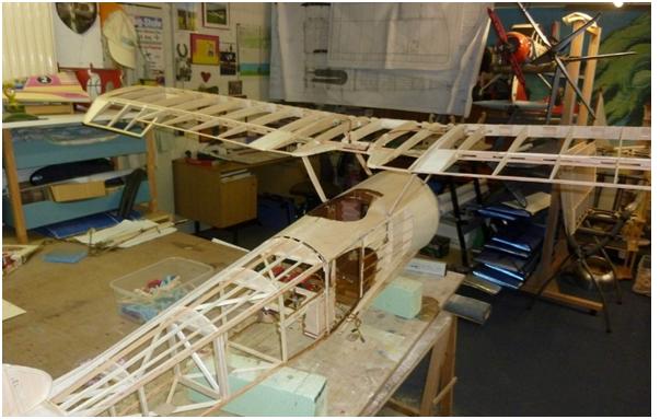 modellflugbau