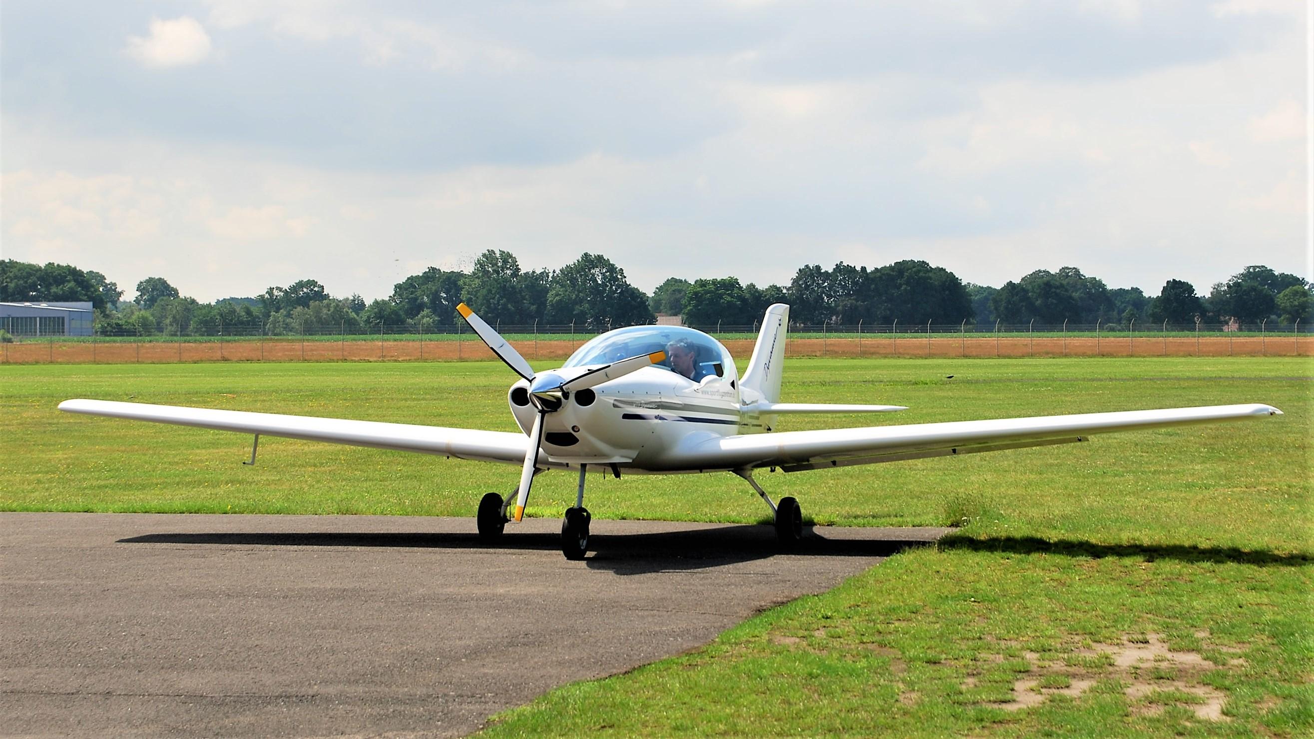 Flugzeugpark