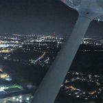 Nachtflugausbildung