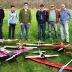 Modellfluggruppe – Anfliegen 14.04.